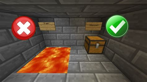 how to dispose of a lava l inactive mech disposalchest 1 7 get rid of stuff 1