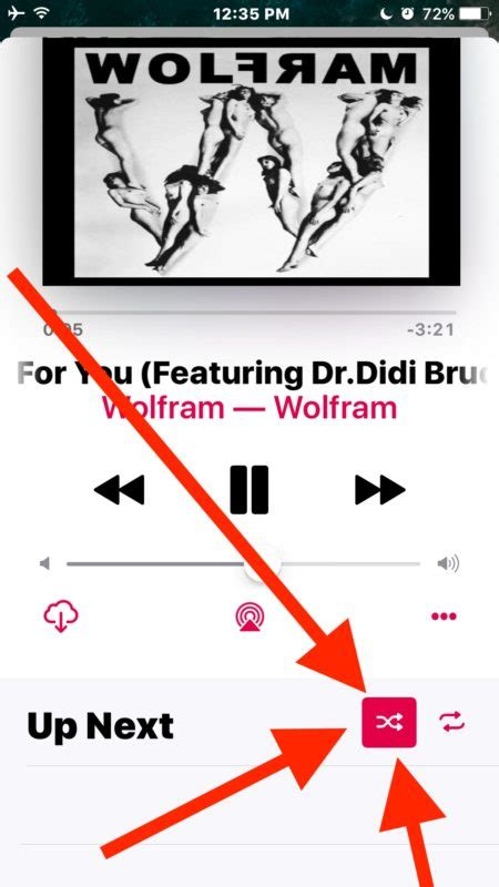 how to shuffle all songs on iphone how to shuffle in ios 11 and ios 10