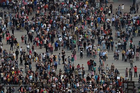 Beijing Now Has Almost as Many People as Australia - China ...