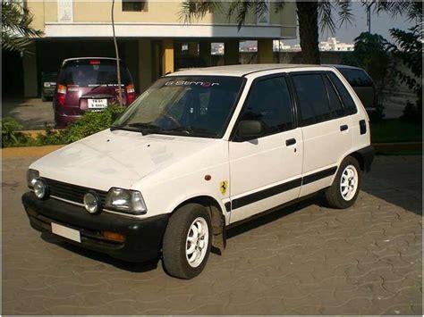 800 Maruti Car Modified by Car Modification Maruti 800