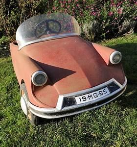 Voiture Enfant Vintage : voiture p dales ancienne citro n ds cabriolet jouets ~ Teatrodelosmanantiales.com Idées de Décoration
