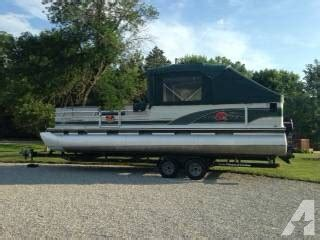 Pontoon Boats For Sale Delaware Ohio by Pontoon Boat For Sale In Minster Ohio Classified