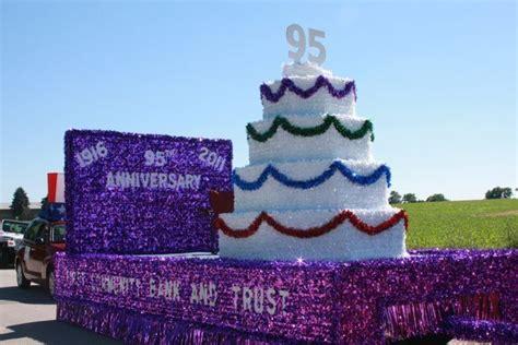 Birthday Cake Parade Float Ideas