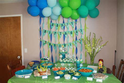planning tips for organizing childrens birthday