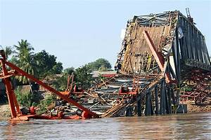 Deadly Myanmar Earthquake Kills Several, Collapses Bridge ...