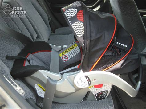 baby trend inertia review car seats   littles