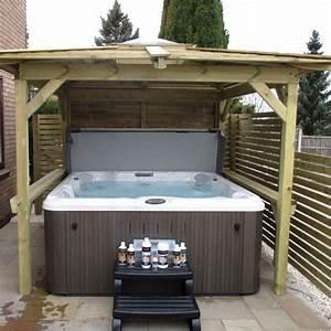 Brentano Hot Tub Gazebos & Spa Buildings from Outdoor Living