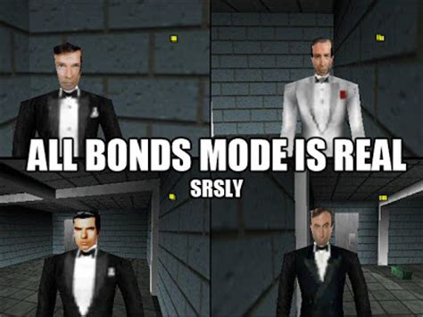 Goldeneye Meme - serious lunch remember goldeneye 64