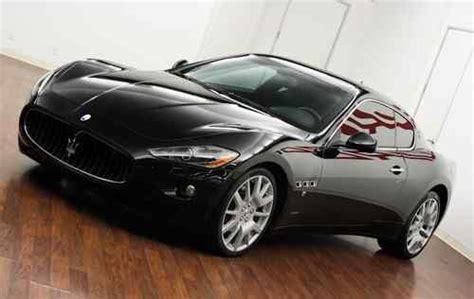 Purchase Used 2011 Maserati Granturismo Base Coupe 2-door