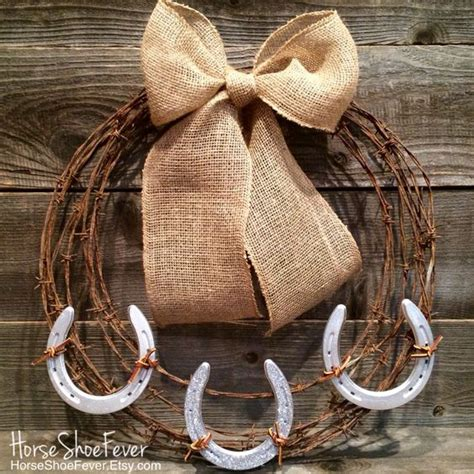 horseshoe decorations for home 16 western style home decoration mecraftsman
