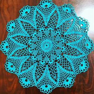 Free Crochet Pattern For A Decorative Doily  U22c6 Crochet Kingdom