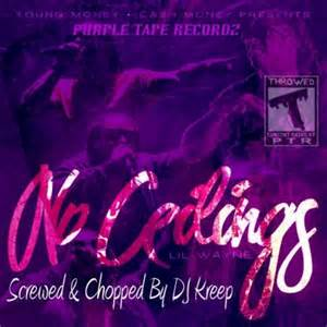 lil wayne no ceilings screwed chopped by dj kreep