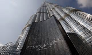 dubai opens world s highest restaurant 1 350ft from