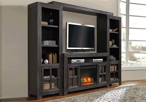 gavelston pc fireplace entertainment center louisville