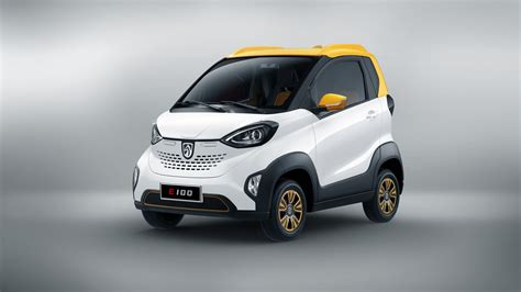 Chinaonly Baojun E100 Is Gm's Cheapest Electric Vehicle