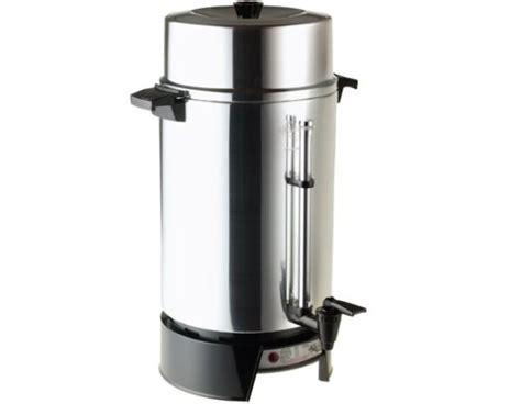 Coffee Urn, 100-cup Bulletproof Coffee Opskrift Geelong Zutaten Vancouver For Beginners Without Blender Joke Costa Yule Log