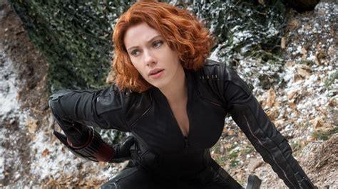 The Avengers Black Widow Has Smurfette Problem
