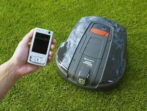 Tondeuse à Gazon Automatique : automower une tondeuse gazon automatique ~ Premium-room.com Idées de Décoration