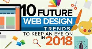 Top Web Design Trends For 2018