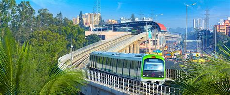 Bangalore launches tender for new metro line