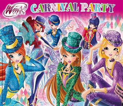 Winx Carnival Club Couture Party Season Carnaval