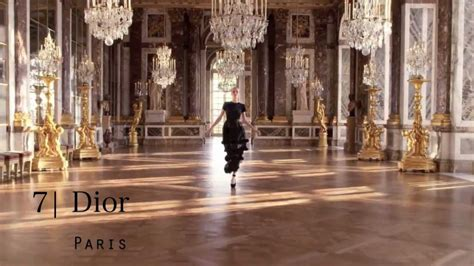 Top Luxury Fashion Brands  Haute Couture 2012  Youtube