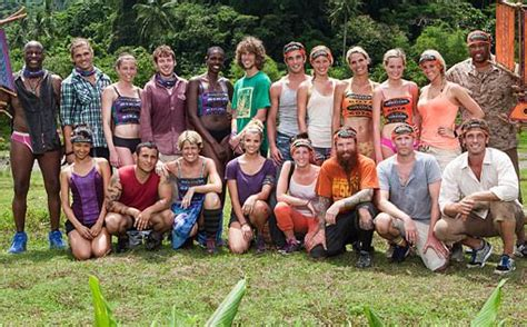 'Survivor: Caramoan — Fans vs Favorites': New cast and ...