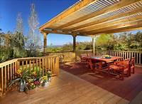 lovely patio design ideas photo gallery 10 Beautiful Decks | Homespree