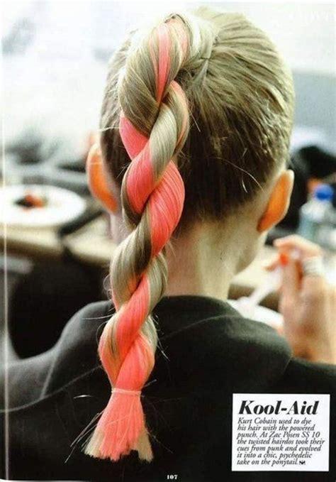 Kool Aid Hair Color Hair It Is Pinterest