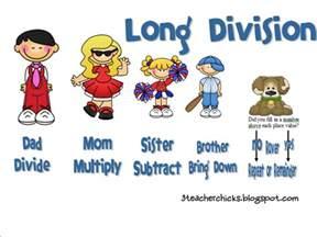 a division problem class division
