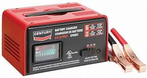 87062c Century 6  2 Amp 6  12 Volt Manual Automotive Battery