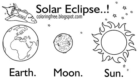 coloring pages printable pictures  color kids drawing ideas planet  space solar