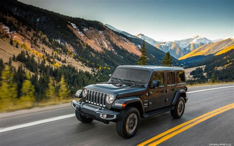 Jeep Wrangler Unlimited Wallpaper by Cars Desktop Wallpapers Jeep Wrangler Unlimited 2018
