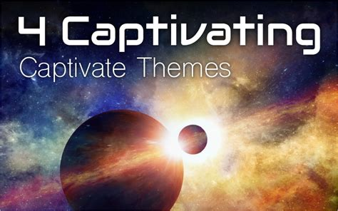 4 Captivating Captivate Themes  Elearning Brothers