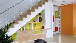 Placard Coulissant Sous Escalier Leroy Merlin : am nagement d int rieur design sur mesure par agem ~ Dailycaller-alerts.com Idées de Décoration