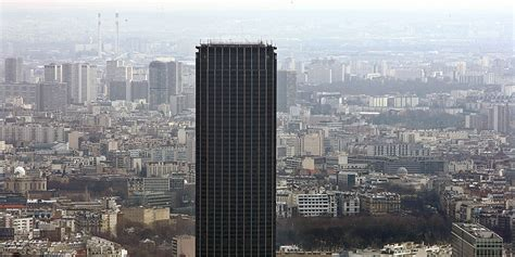 bureau tour montparnasse un concours d 39 architecture lancé pour transformer la tour
