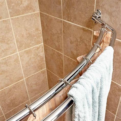 how to make a shower curtain rod for clawfoot tub home upgrades that deliver big results the