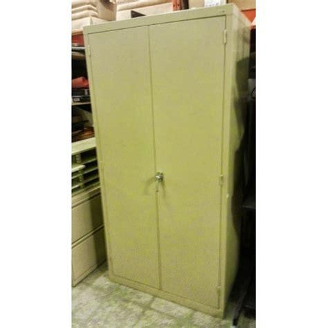 2 door metal storage cabinet cole 2 door storage metal cabinet tan allsold ca buy