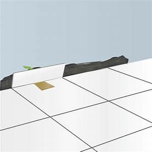 Faire Les Joints De Carrelage : poser des plinthes en carrelage carrelage ~ Dailycaller-alerts.com Idées de Décoration