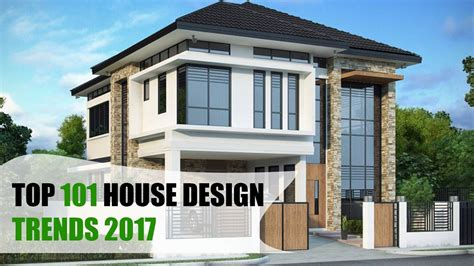 house design trends  rocked  years  house