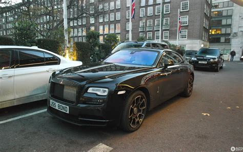 rolls royce wraith black badge rolls royce wraith black badge 24 december 2016 autogespot