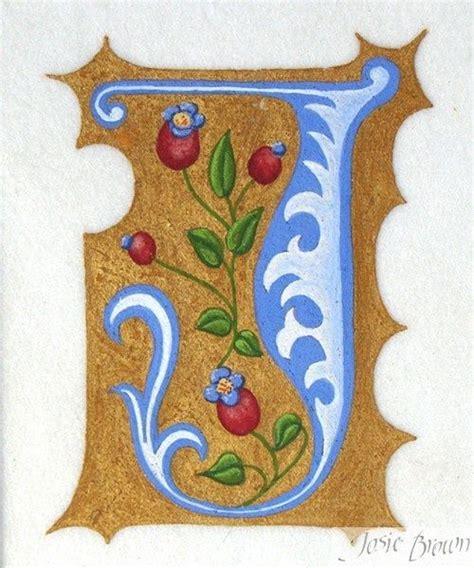 josie brown calligraphy heraldry illumination gilding gallery  lipsticklesbian illuminated