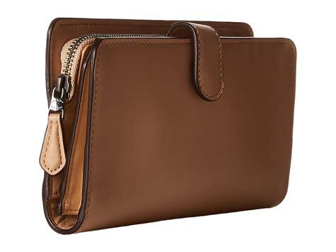 coach skinny wallet liplum zapposcom  shipping