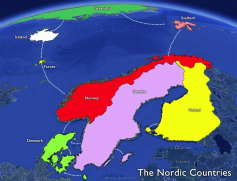 Which For The Nordic Countries Nordic Countries