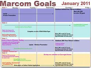 marketing communications marcom online marketing calendar With marcom strategy template