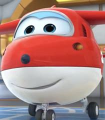 voice  jett super wings show   voice actors