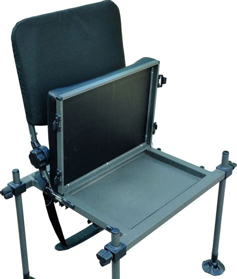 chaise de peche browning feeder chair seatboxes bobco tackle leeds