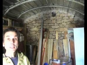 Construire Une Cave Voutée En Pierre : cave semi ent r e pour l 39 autonomie alimentaire nat 39 wmv ~ Zukunftsfamilie.com Idées de Décoration
