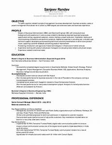 sample resume of an electrical engineer - sanjeev randev resume electrical engineer mba 2014