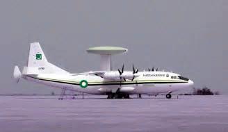 Pakistan Air Force AWAC Aircraft